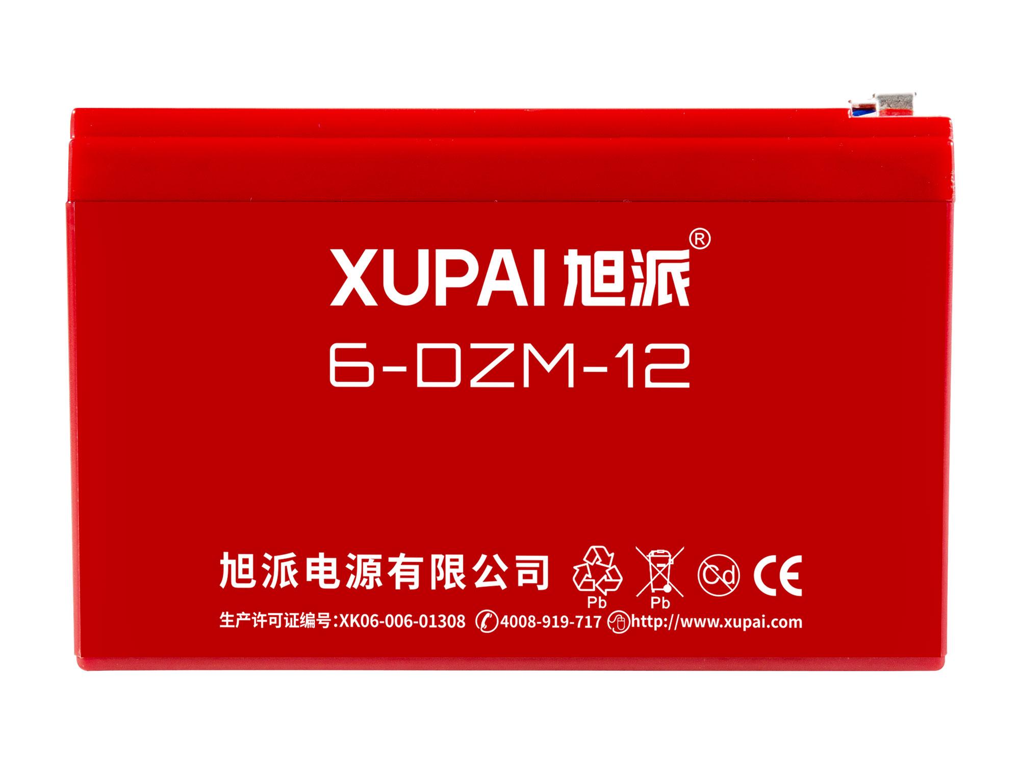6-dzm-12博士电池