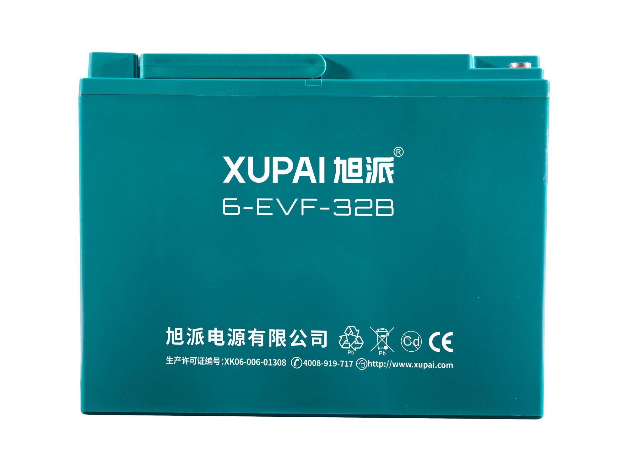 6-evf-32b电动道路车电池