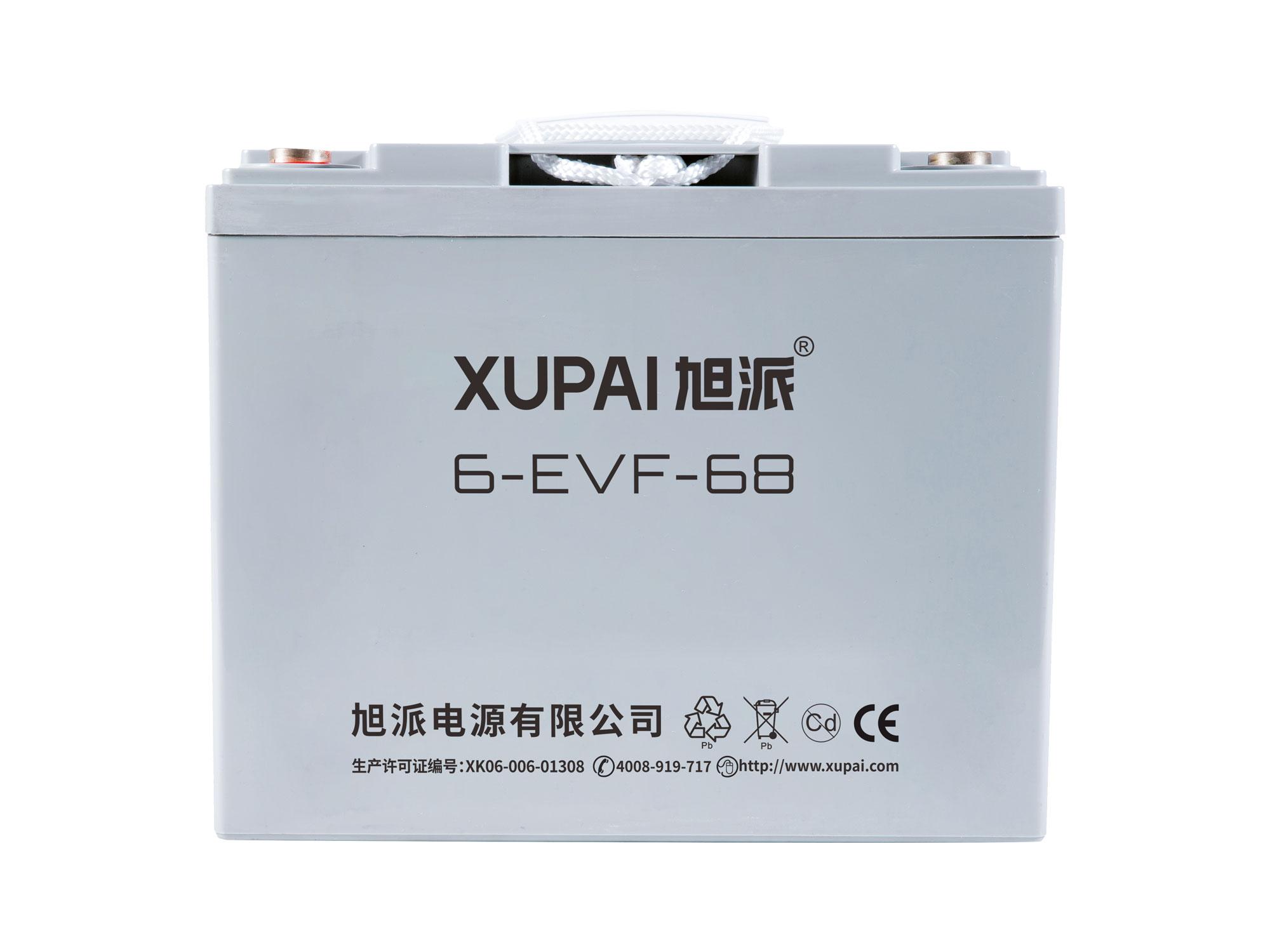 6-evf-68电动道路车电池