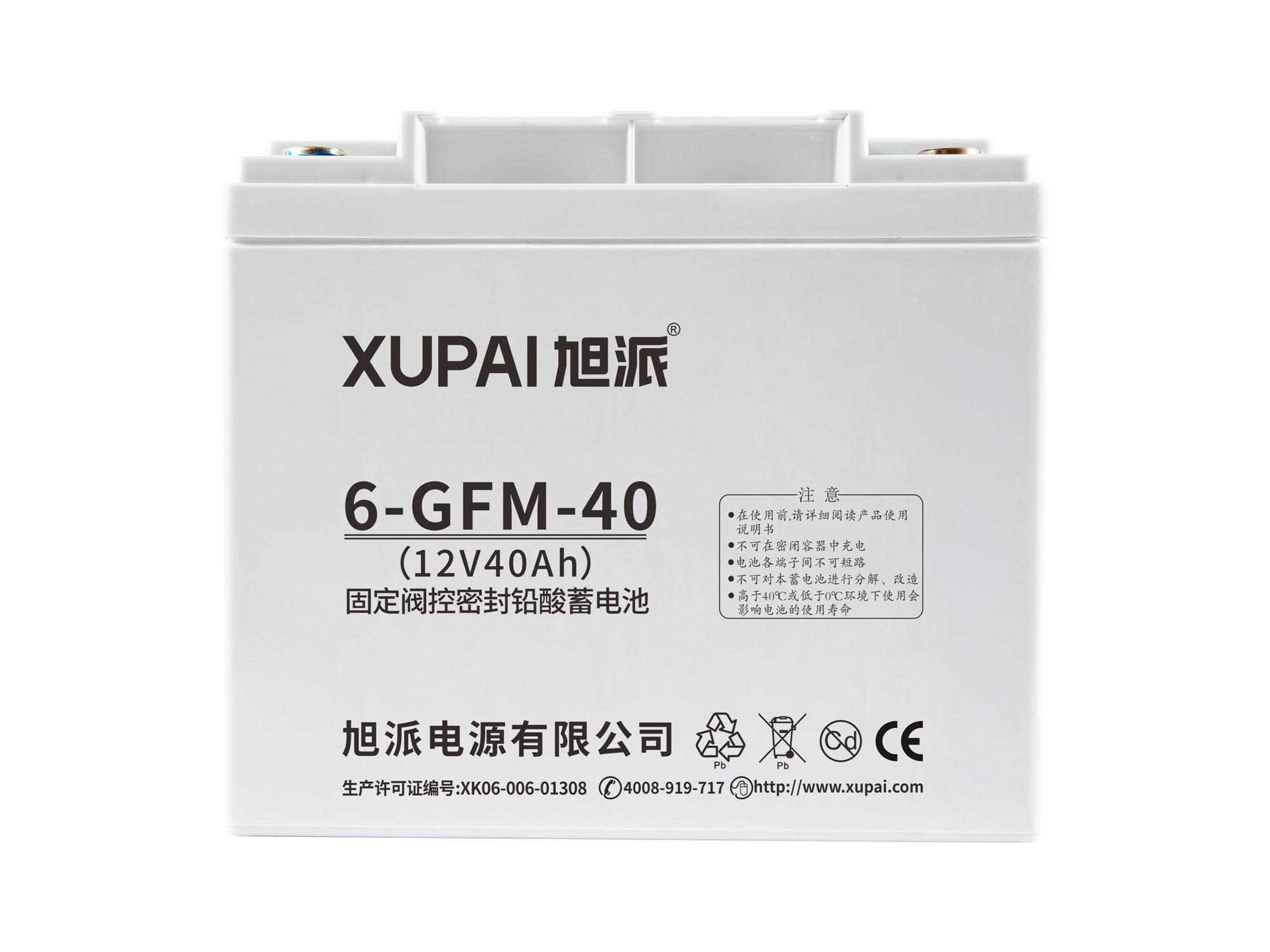 6-gfm-40UPS备用电池