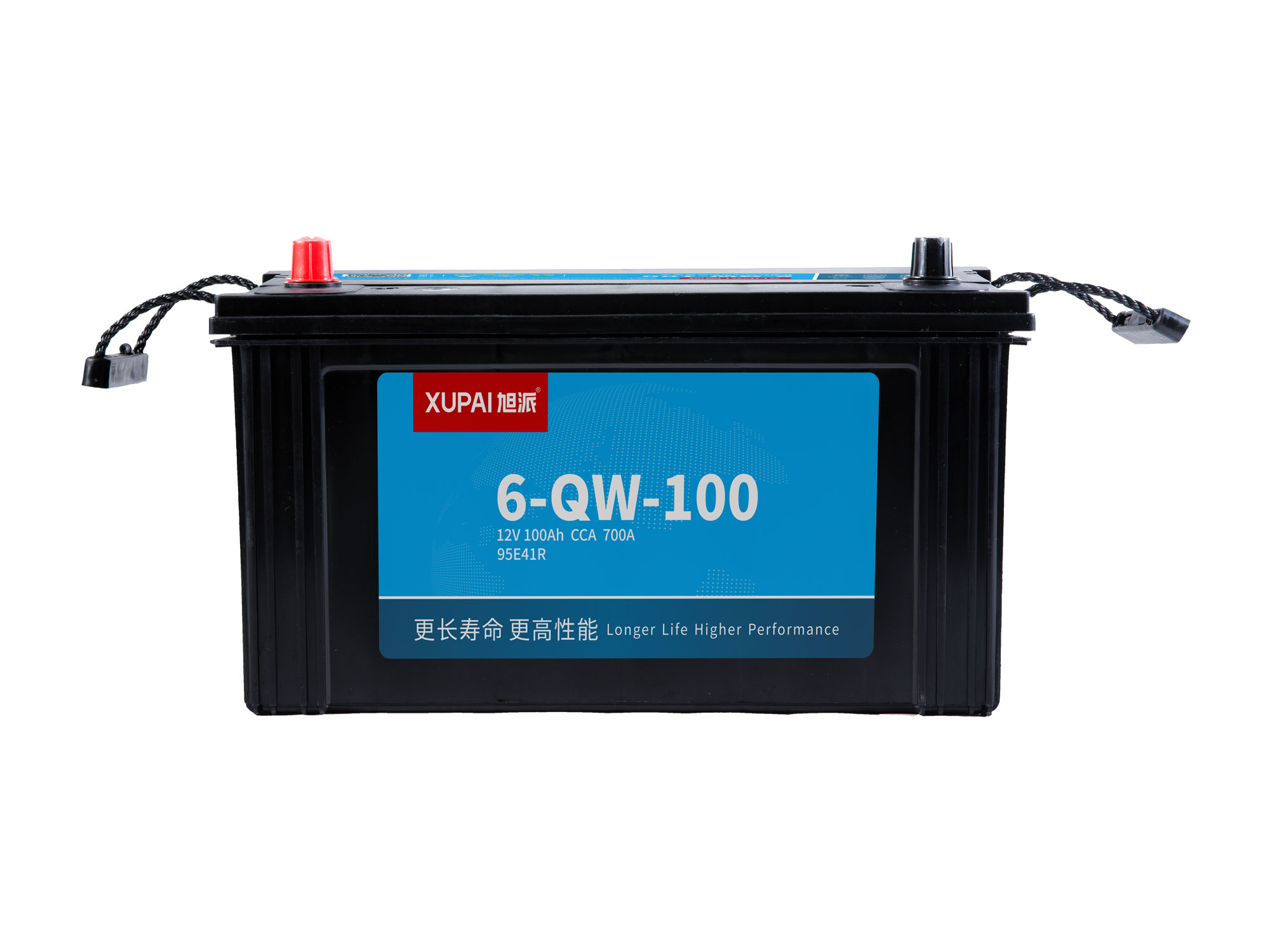 6-QW-100启动电池