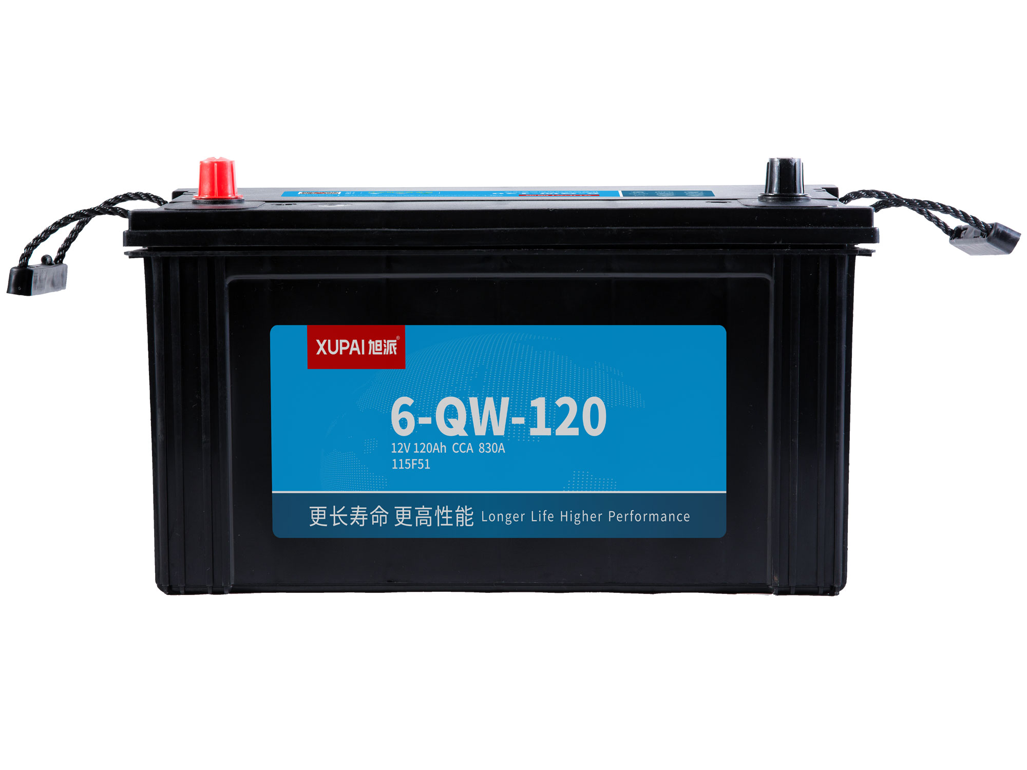 6-QW-120启动电池