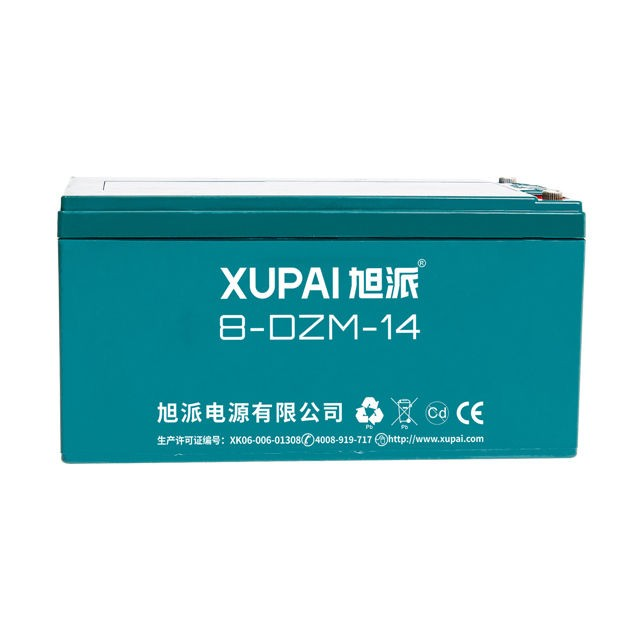 8-DZM-14 电动车电池