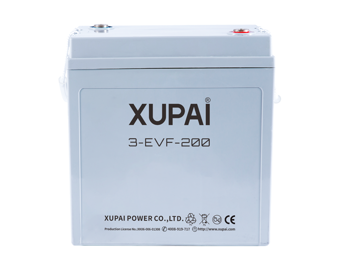 Electric road car Battery