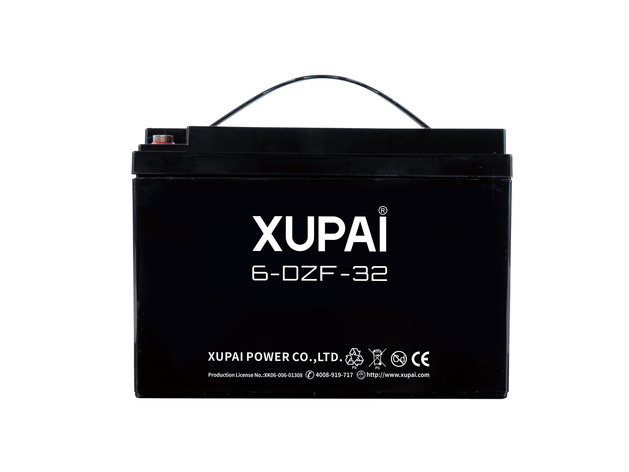XUPAI 6-DZF-32(6-DZM-32) electric bicycle battery|electric bike battery
