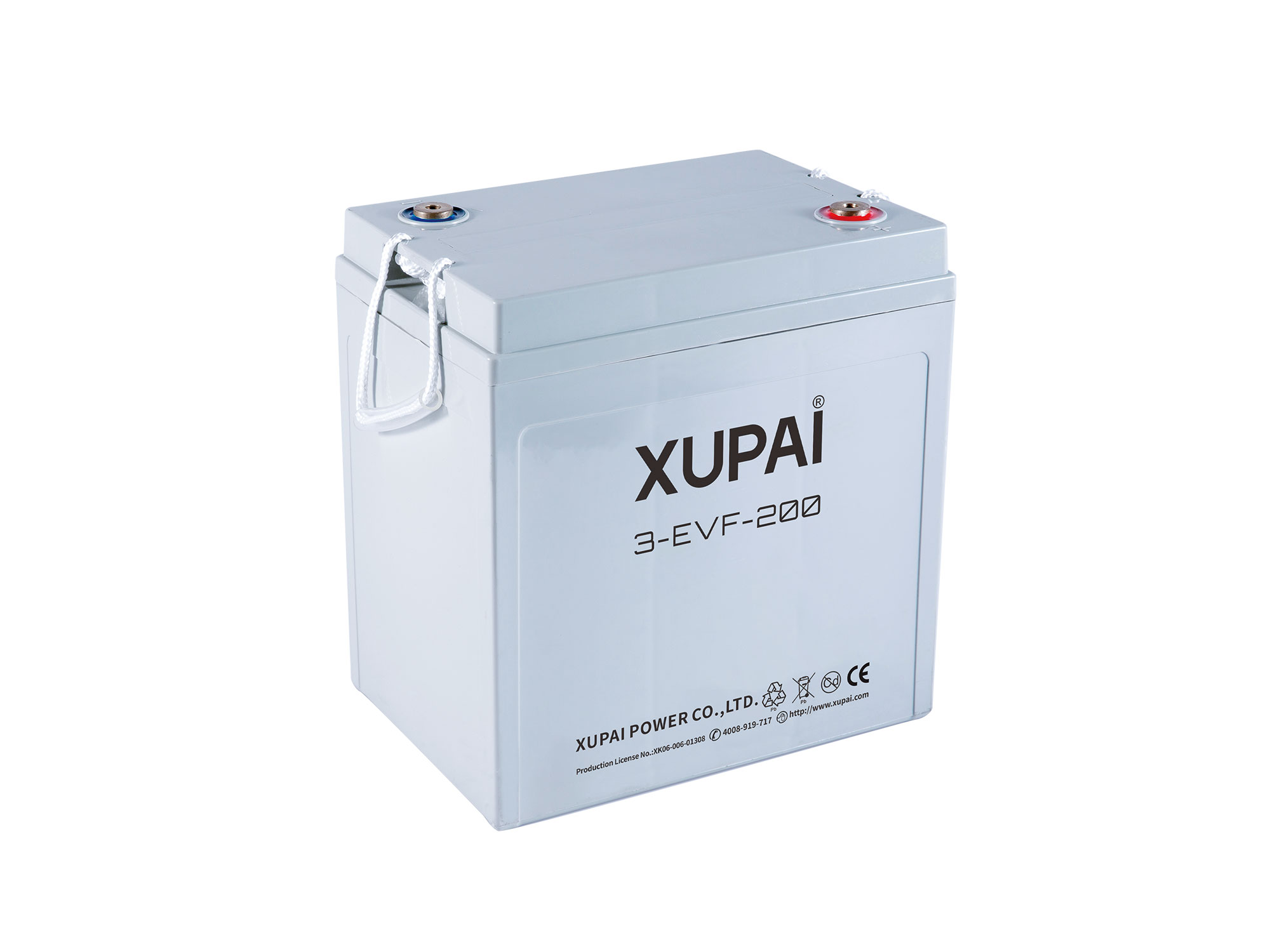 XUPAI 3-EVF-200 Lead acid batetry electric bicycle battery electric bike battery