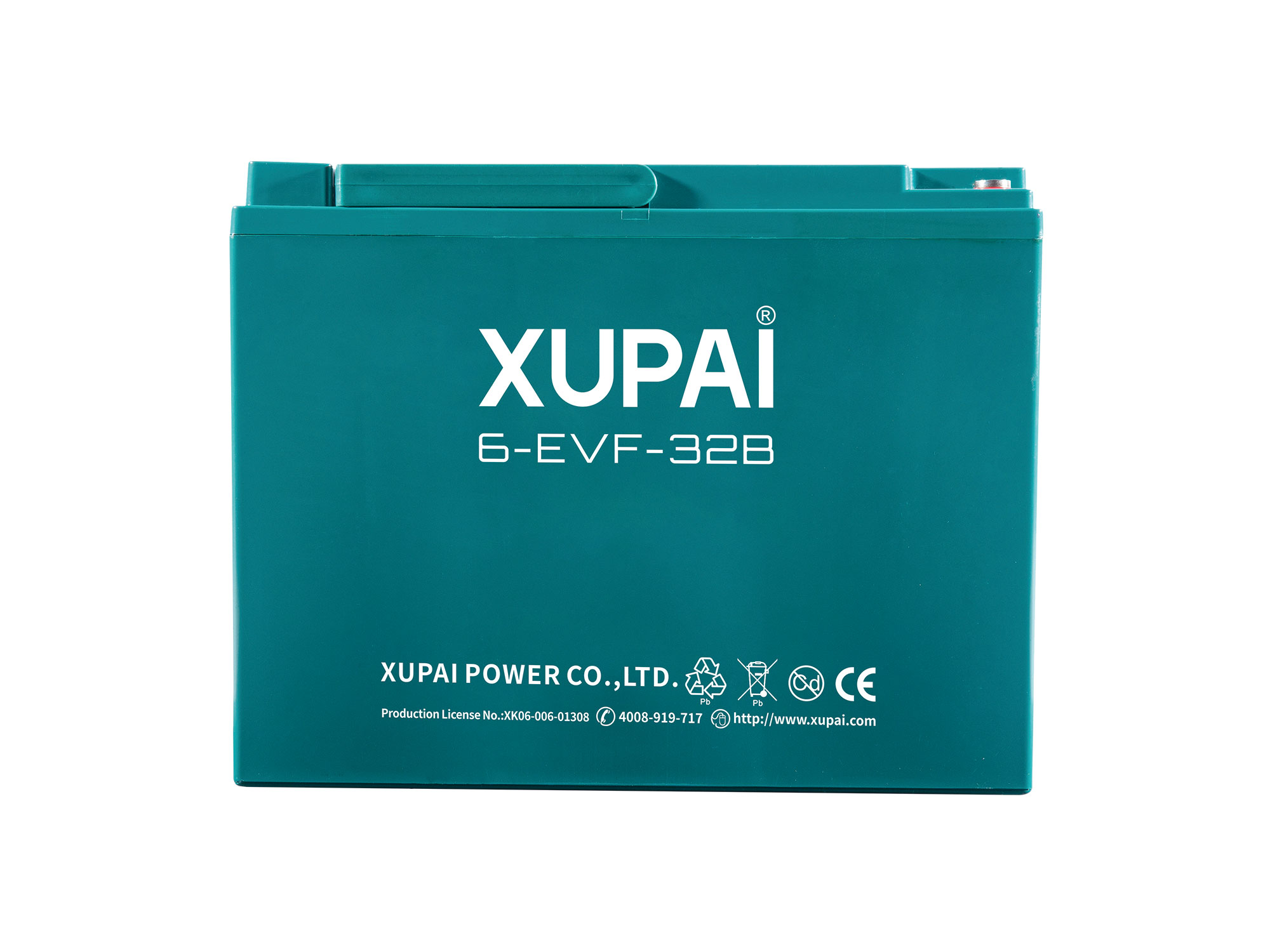 XUPAI 6-EVF-32B Lead acid batetry electric bicycle battery electric bike battery