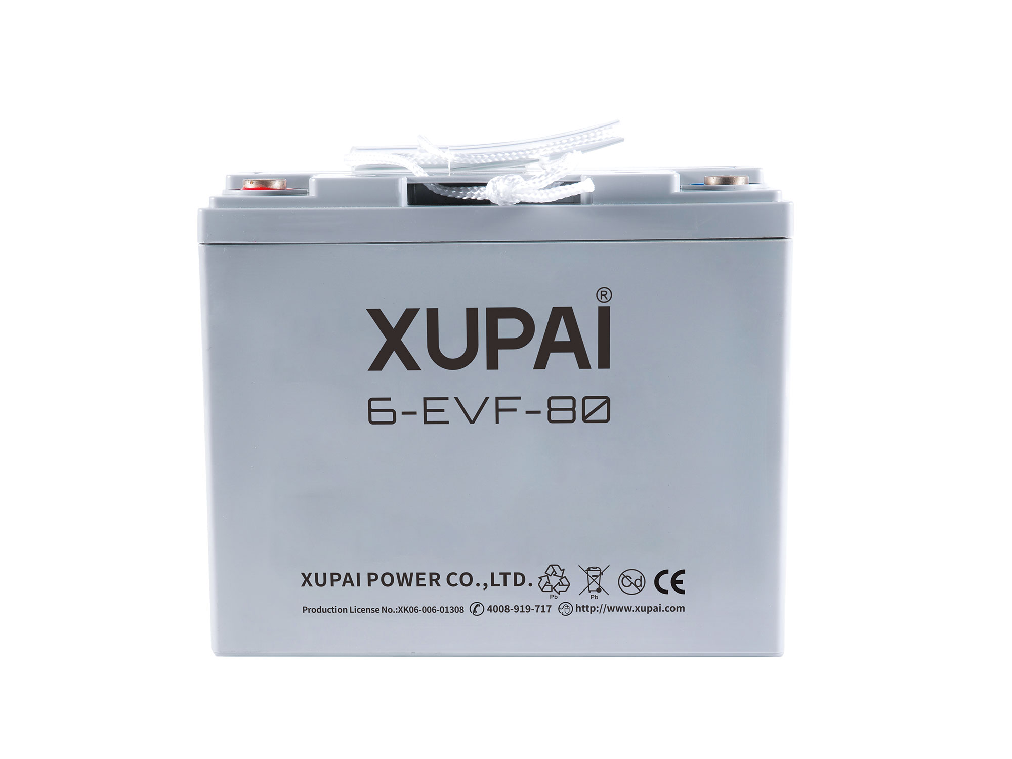 XUPAI 6-EVF-80 Lead acid batetry electric bicycle battery electric bike battery