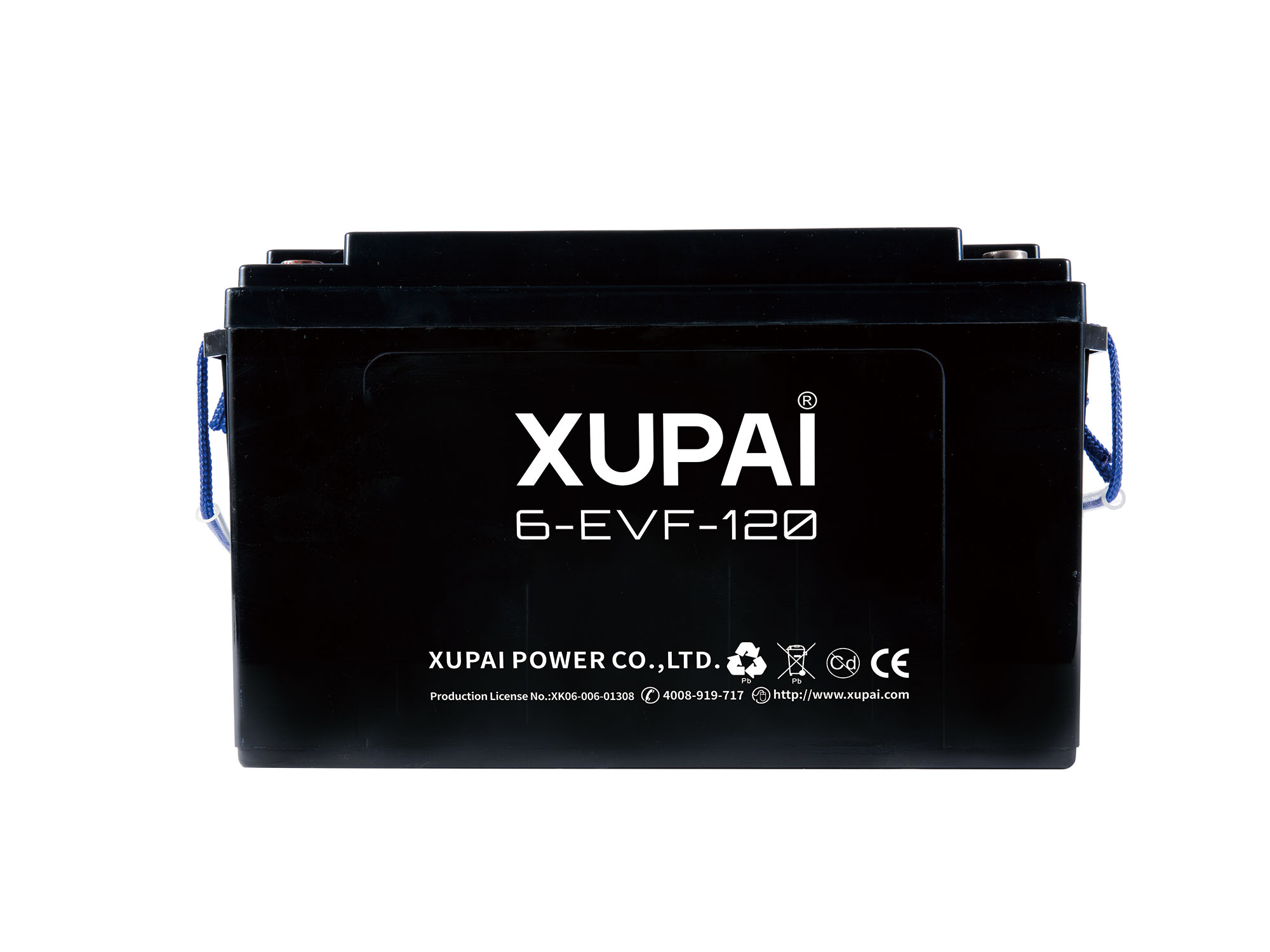 XUPAI 6-EVF-120 Lead acid batetry, electric bicycle battery