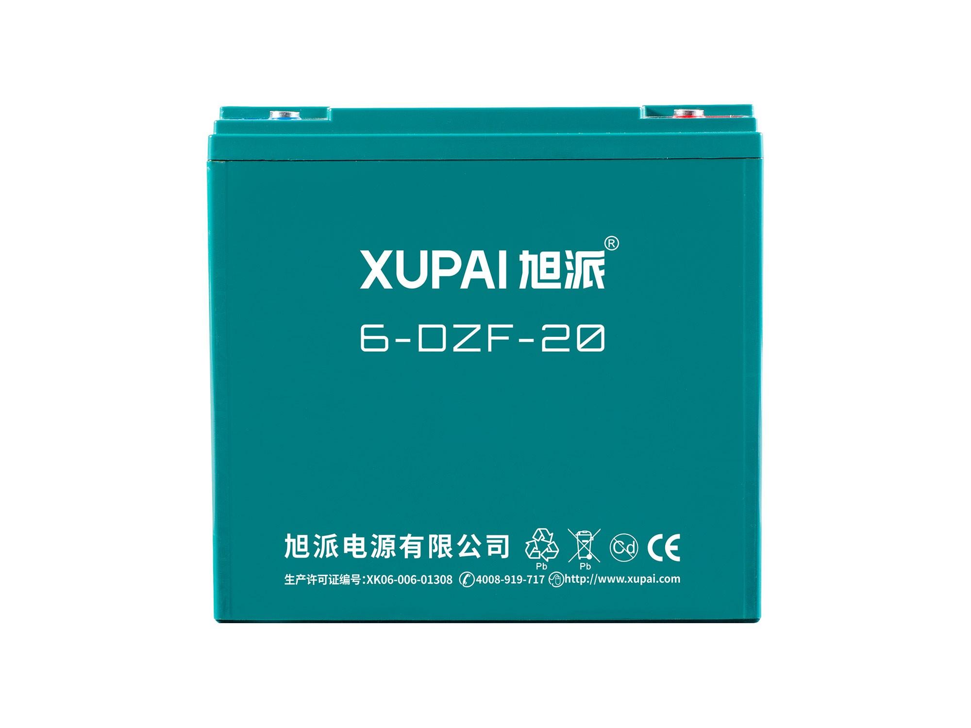 6-DZM-20  电动车电池