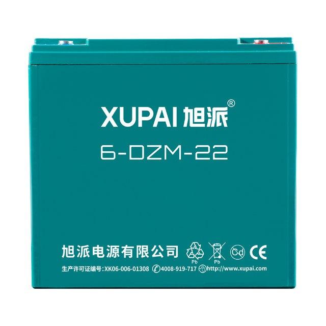 6-DZM-22 电动车电池