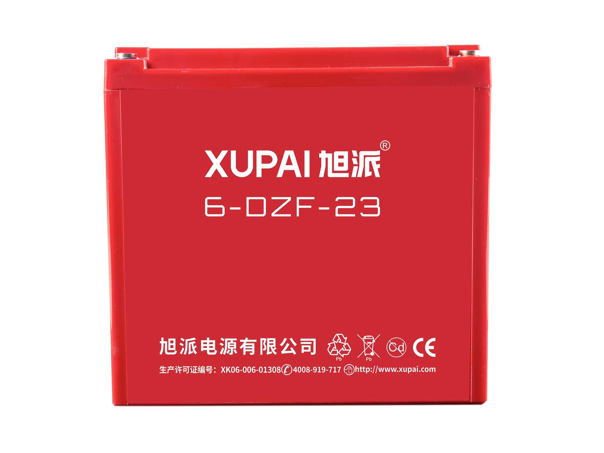 6-DZF-23博士电池