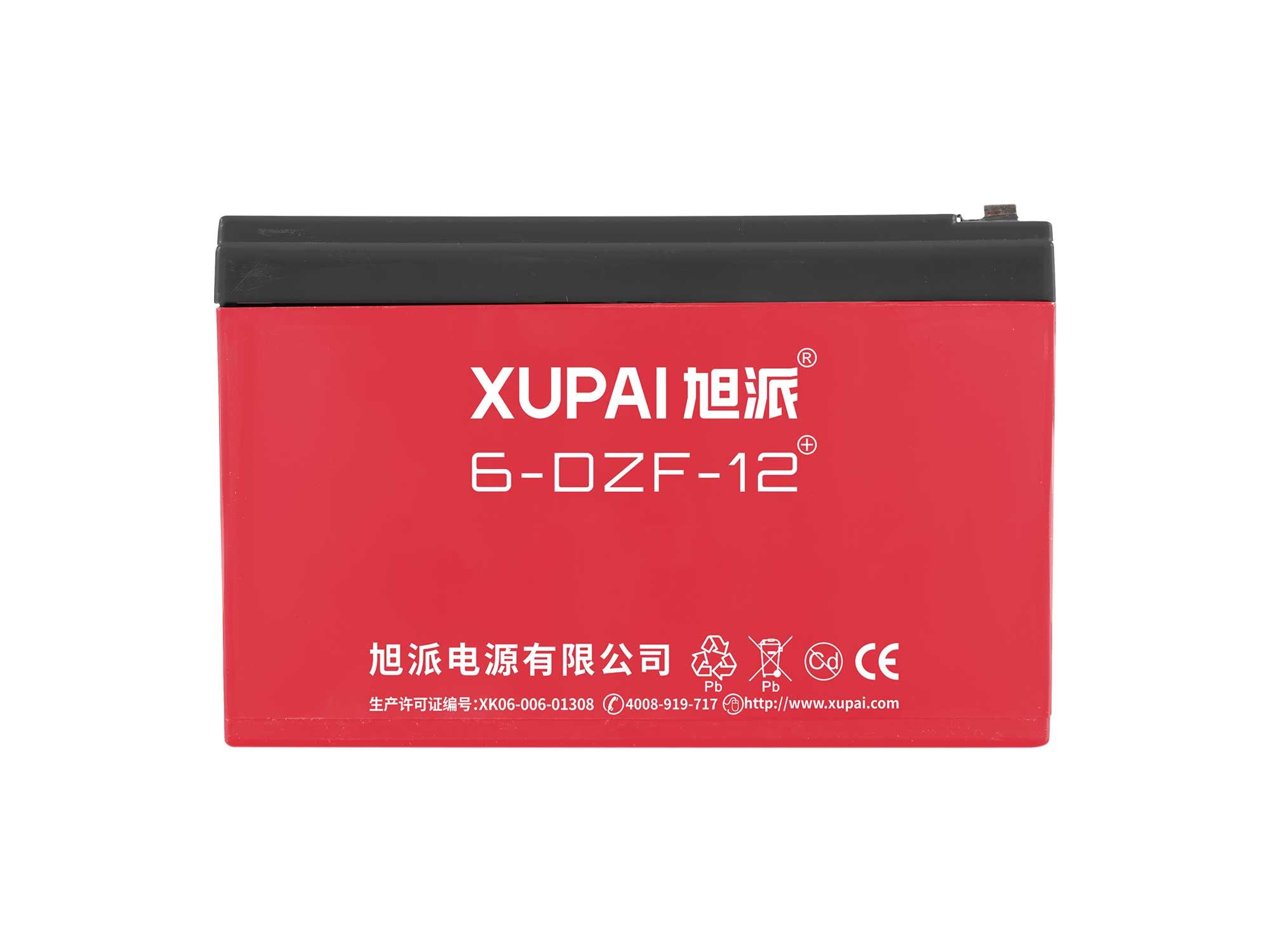 6-DZF-12 超级电池