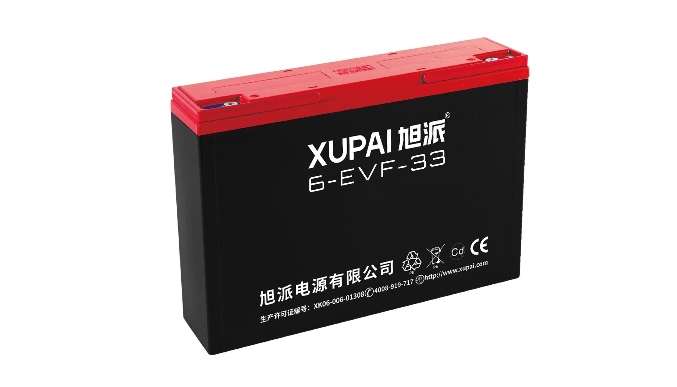 6-EVF-33铂金电池