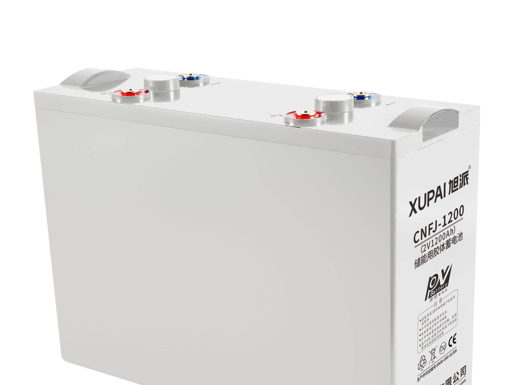 XUPAI CNFJ-1200 long life GEL solar battery