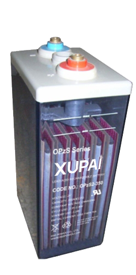 XUPAI OPzS2-350  tubular flooded series battery