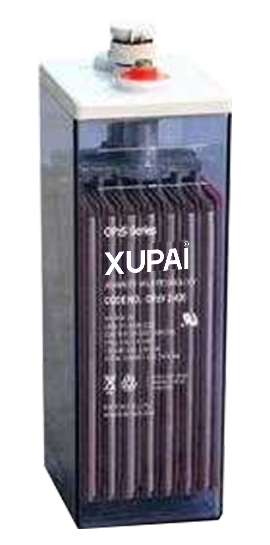 XUPAI OPzS2-500  tubular flooded series battery