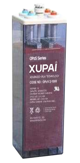 XUPAI OPzS2-800  tubular flooded series battery