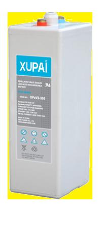 XUPAI OPzV2-500  tubular battery  vrla AGM battery telecom battery