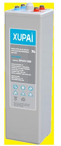 XUPAI OPzV2-1500  tubular battery  vrla AGM battery telecom battery