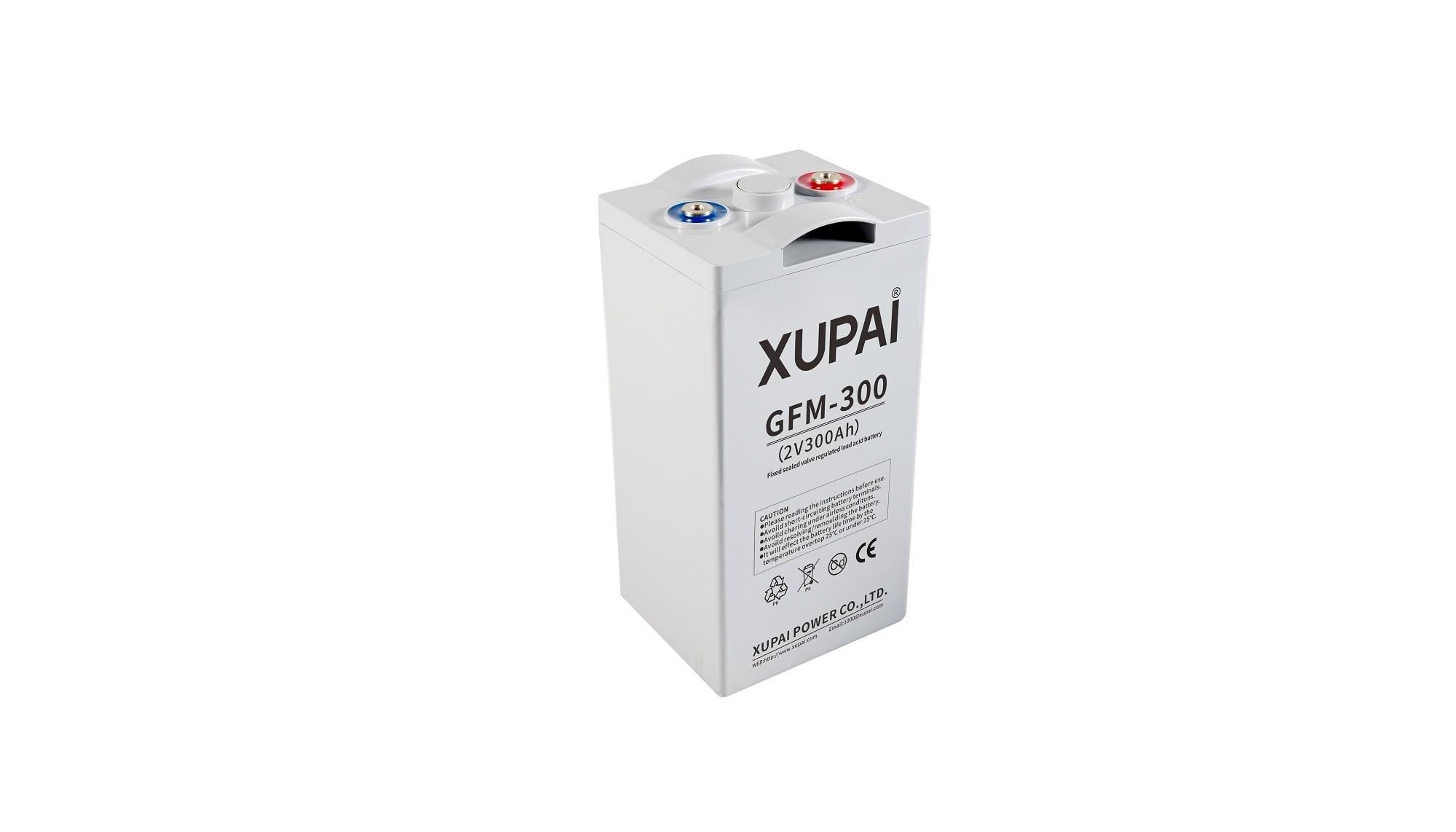 XUPAI GFM-300 long life backup base station battery