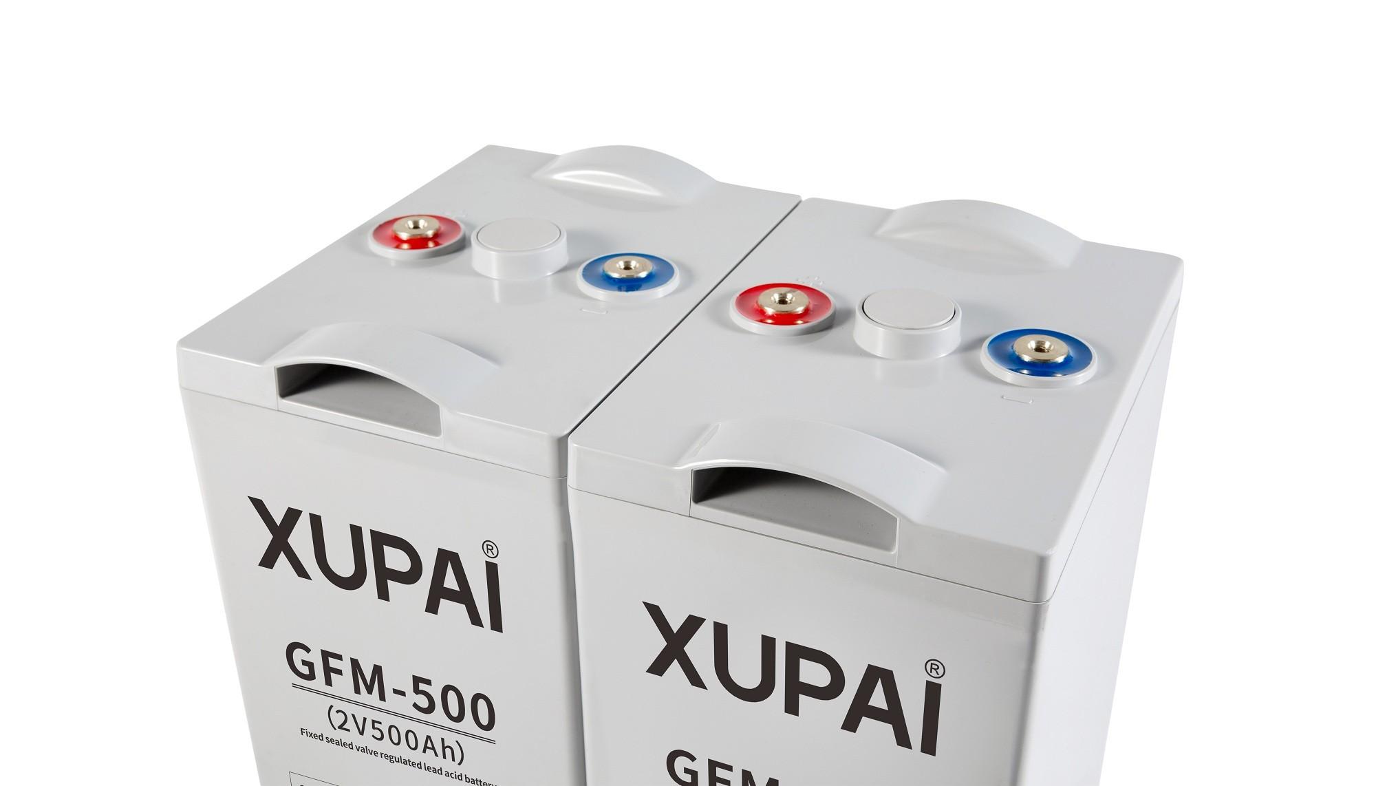 XUPAI GFM-500 long life backup  base station battery