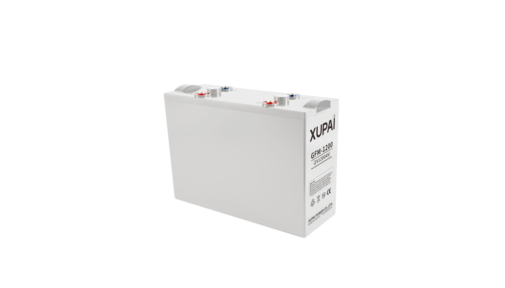 XUPAI GFM-1200 long life backup  base station battery