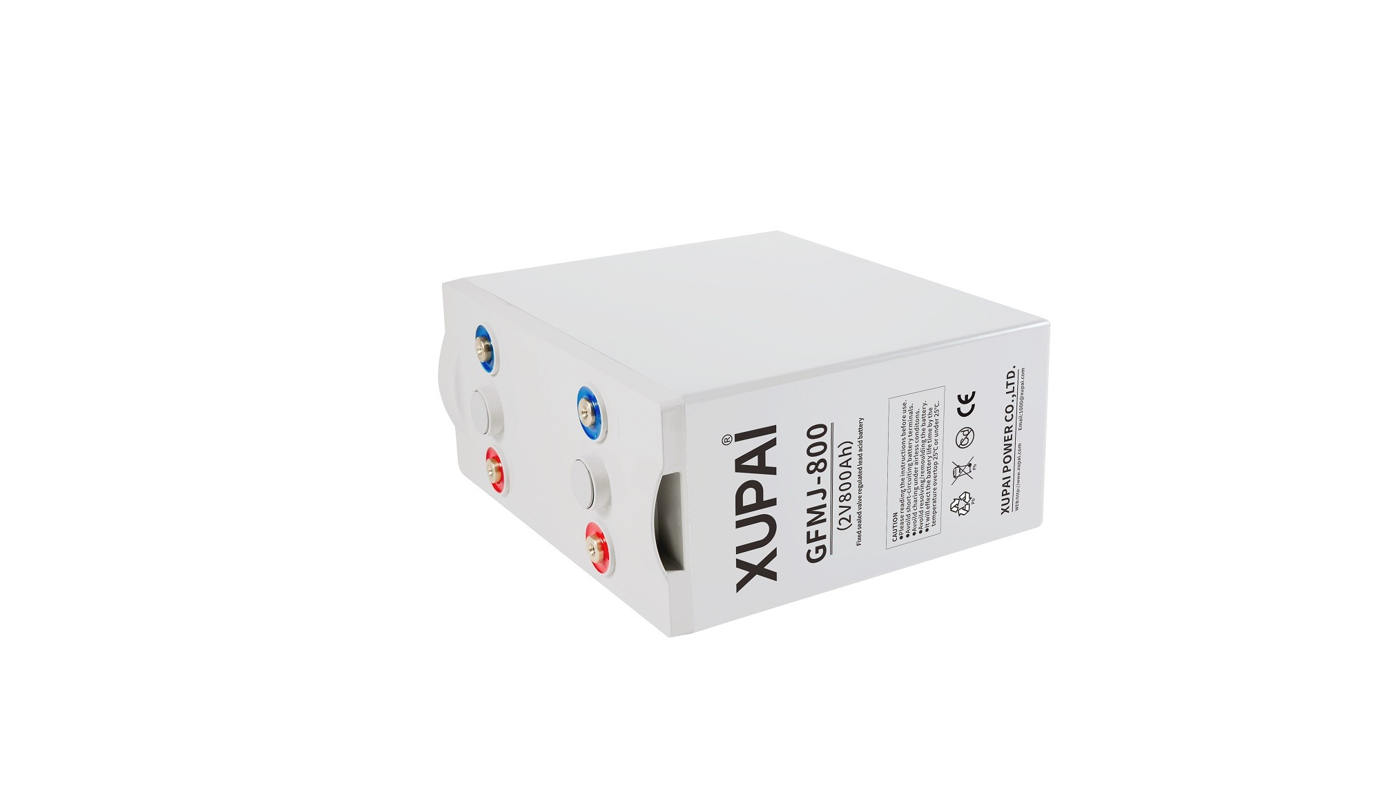XUPAI GFMJ-800 long life backup  base station GEL battery