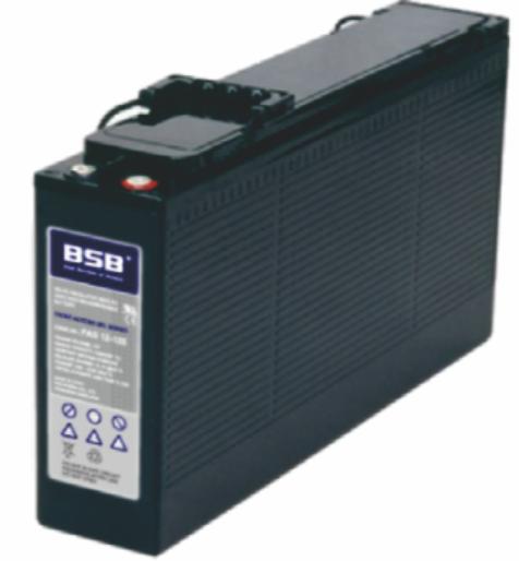 XUPAI FA12-125 long life FA series vrla solar battery