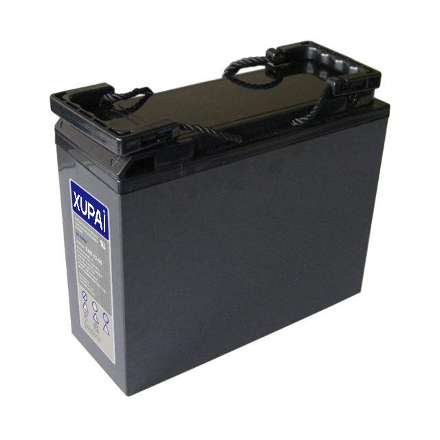 XUPAI FGA12-55 long life FGA series vrla solar battery