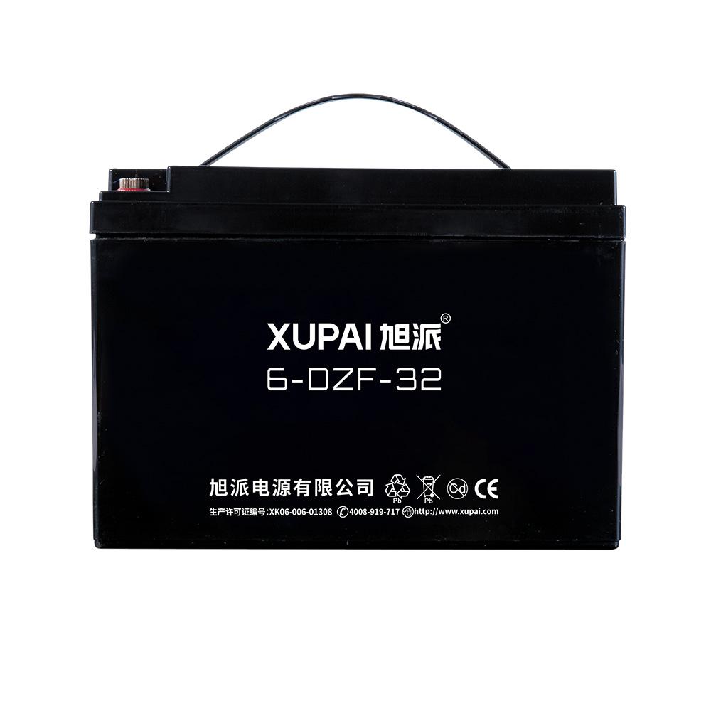 6-DZF-32 电动车电池