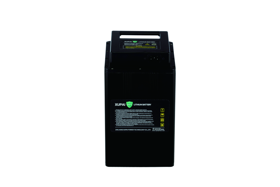 旭派48V25AH安全鋰電
