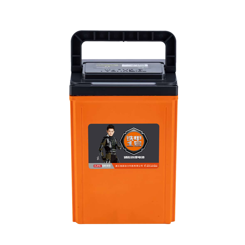 新国标48V16-24Ah磷酸铁锂电池