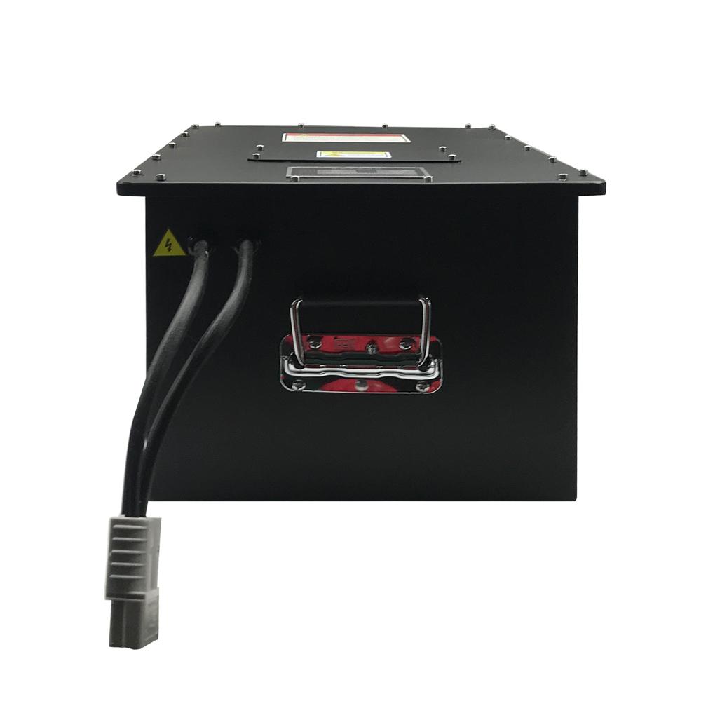 低速四轮车款62.9V100Ah磷酸铁锂电池
