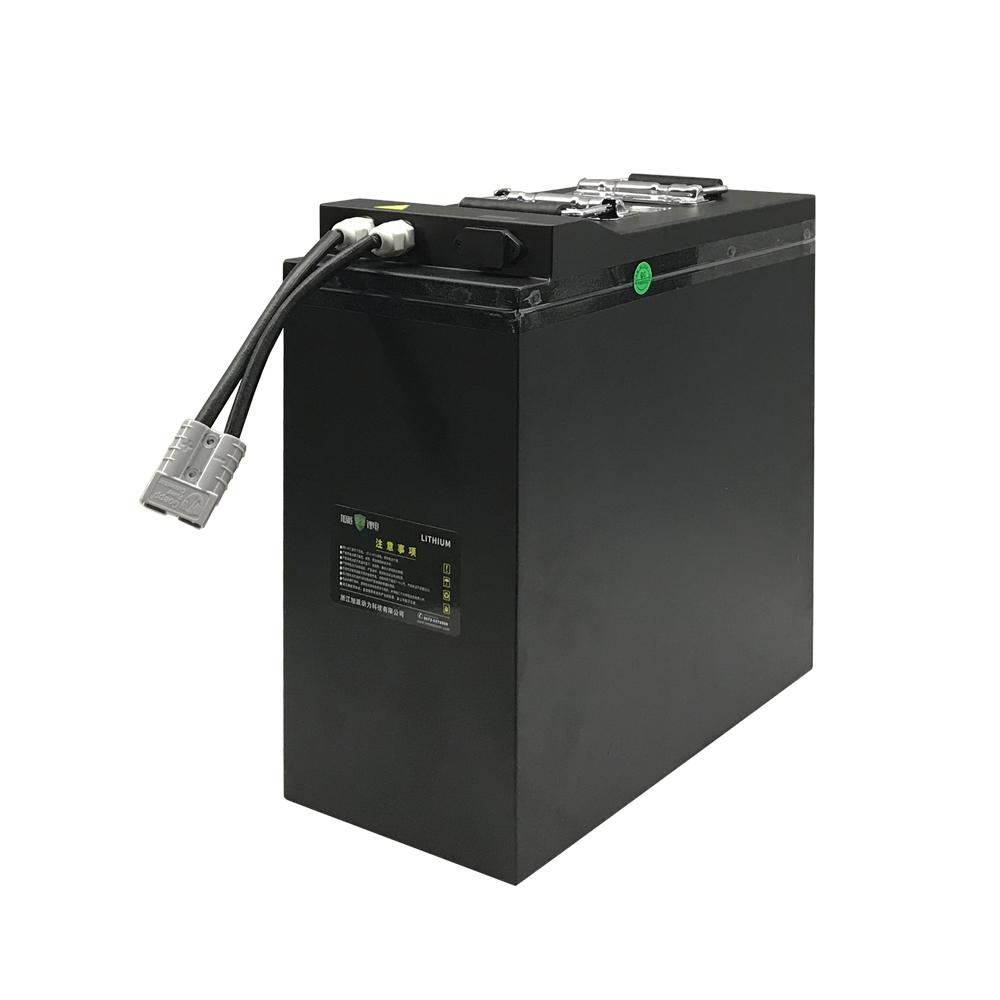 电摩款72V48Ah磷酸铁锂电池