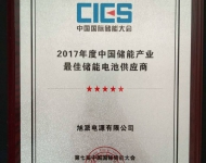 Honored as The Best Supplier of Storage Battery