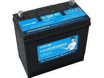 旭派6-QW-45(55B24L)长寿命汽车电池