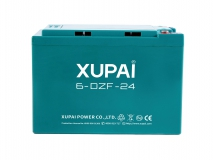 XUPAI 6-DZF-24(6-DZM-24)electric bicycle battery|electric bike battery