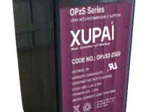 XUPAI OPzS2-2500  tubular flooded series battery