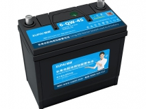 XUPAI 6-QW-45(55B24L) Lead acid batetry  car battery