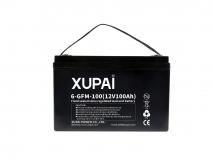 XUPAI 6-GFM-100 long life backup  base station battery