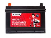 旭派6-QW-126MIN/95D31长寿命汽车起动电池